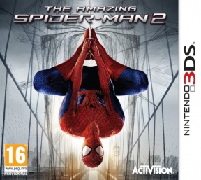 The Amazing Spider-Man 2 3DS Cover