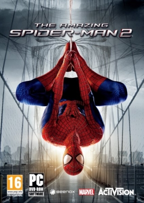 The Amazing Spider-Man 2 PC Cover