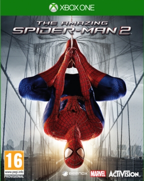 The Amazing Spider-Man 2 Xbox One Cover