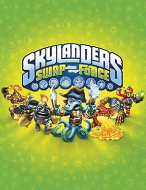 Skylanders Swap Force Xbox 360 Cover