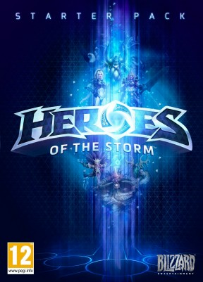 Heroes of the Storm PC Cover