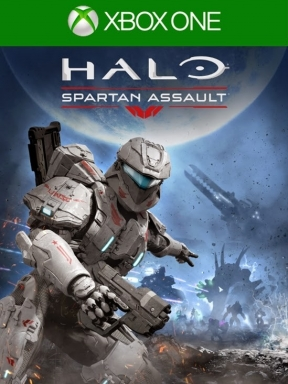 Halo Spartan Assault Xbox One Cover