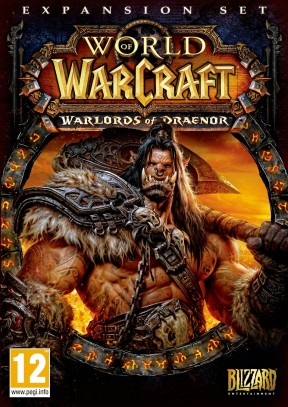 World of Warcraft:  Warlords of Draenor PC Cover
