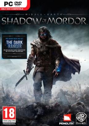 La Terra di Mezzo: L'Ombra di Mordor PC Cover