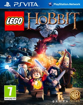 LEGO Lo Hobbit PS Vita Cover