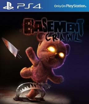 Basement Crawl PS4 Cover