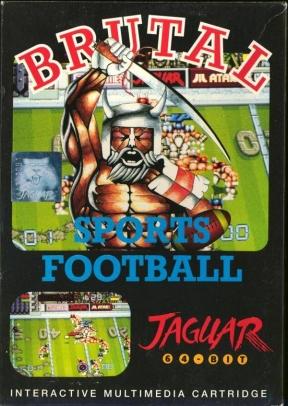 Retro Sequel: Brutal Sports Football PC Cover