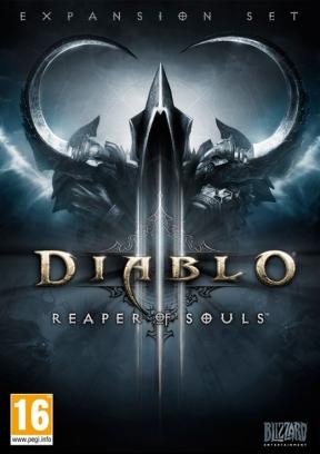Diablo III: Reaper of Souls PC Cover
