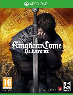 Kingdom Come: Deliverance Xbox One Cover