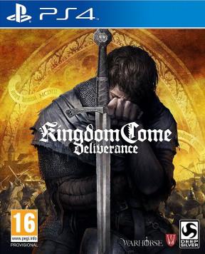 Kingdom Come: Deliverance PS4 Cover