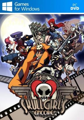 Skullgirls Encore PC Cover