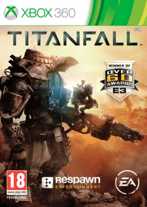 Titanfall Xbox 360 Cover