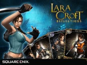 Lara Croft: Reflections iPad Cover