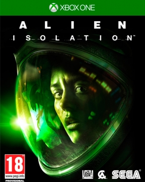 Alien: Isolation Xbox One Cover