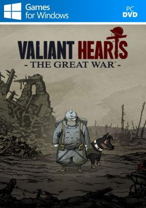 Valiant Hearts: The Great War PC Cover