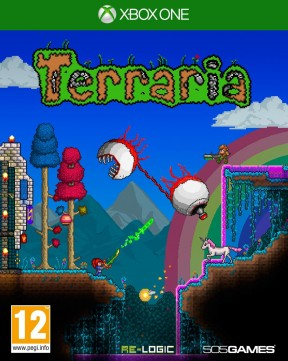 Terraria Xbox One Cover