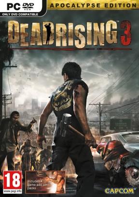 Dead Rising 3 PC Cover