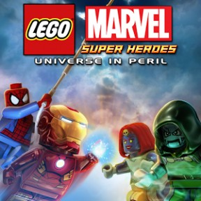 LEGO Marvel Super Heroes iPhone Cover