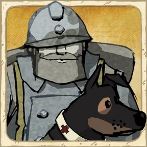 Valiant Hearts: The Great War iPad Cover