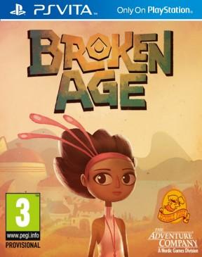 Broken Age PS Vita Cover