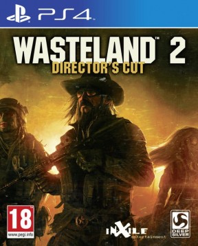 Wasteland 2 PS4 Cover