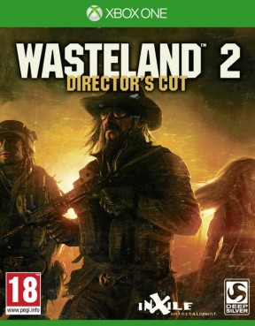 Wasteland 2 Xbox One Cover