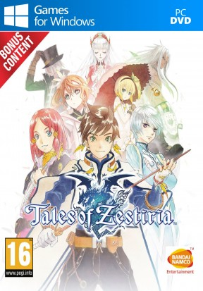 Tales of Zestiria PC Cover