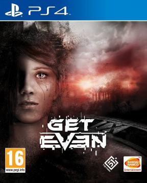 Get Even PS4 Cover