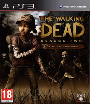 The Walking Dead Stagione 2 - Episode 1: All That Remains PS3 Cover
