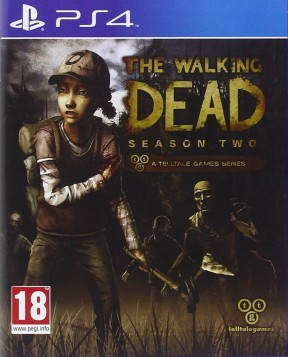 The Walking Dead Stagione 2 - Episode 1: All That Remains PS4 Cover