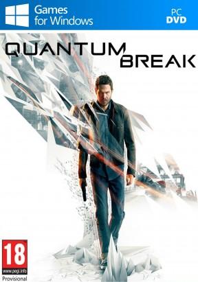 Quantum Break PC Cover