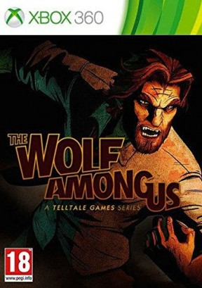 The Wolf Among Us Episode 1: Faith Xbox 360 Cover