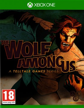 The Wolf Among Us Episode 1: Faith Xbox One Cover
