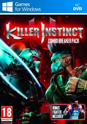 Killer Instinct PC Cover