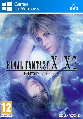 Final Fantasy X | X-2 HD Remaster PC Cover