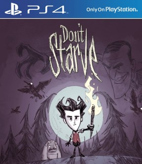 Don't Starve PS4 Cover