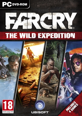Far Cry: The Wild Expedition PC Cover
