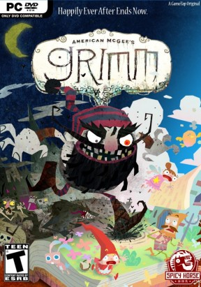 Grimm PC Cover