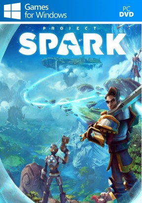Project Spark PC Cover