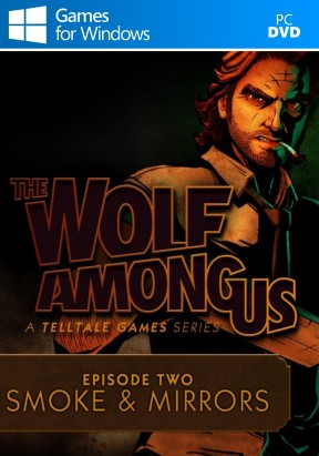 The Wolf Among Us Episode 2: Smoke & Mirrors PC Cover