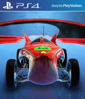 Ready to Run PS4 Cover