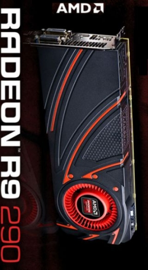 AMD R9 290 PC Cover