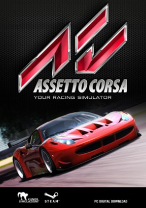 Assetto Corsa PC Cover