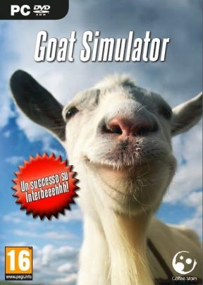 Goat Simulator PC Cover