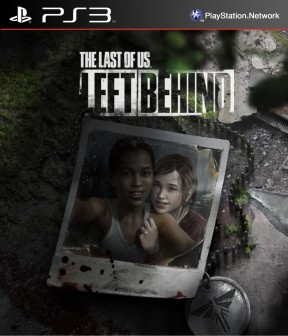 The Last of Us: Left Behind PS3 Cover