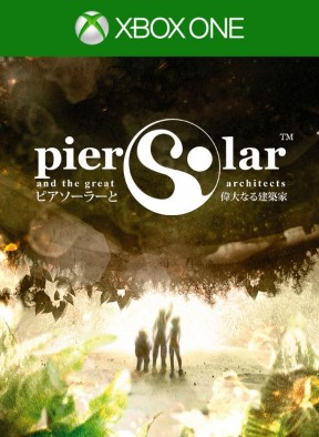 Pier Solar and the Great Architects Xbox One Cover