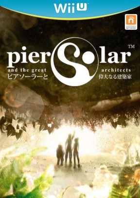 Pier Solar and the Great Architects Wii U Cover