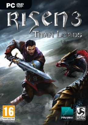 Risen 3: Titan Lords PC Cover