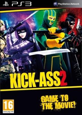 Kick-Ass 2 PS3 Cover