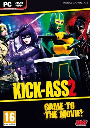 Kick-Ass 2 PC Cover